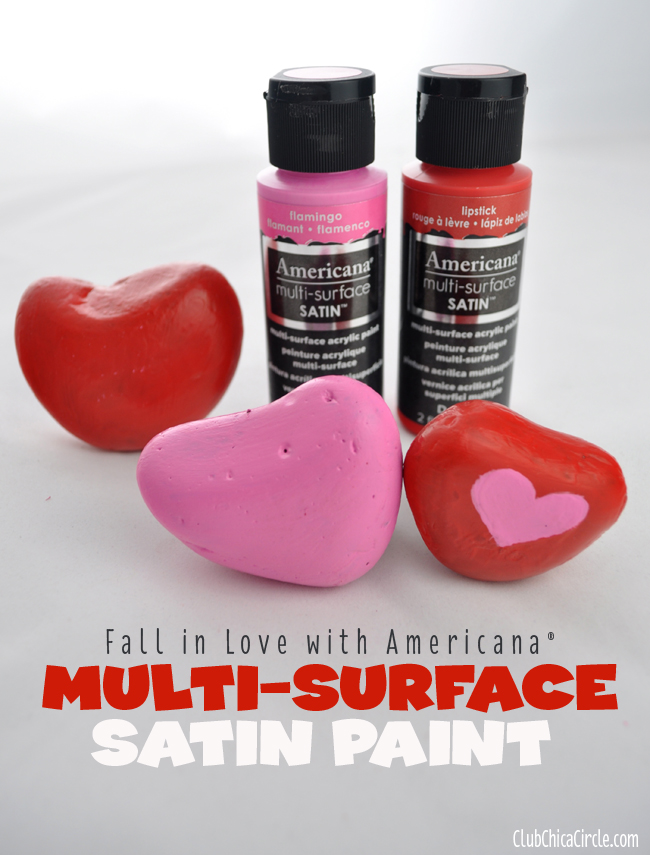 Fall in Love with Americana Multi-surface paint
