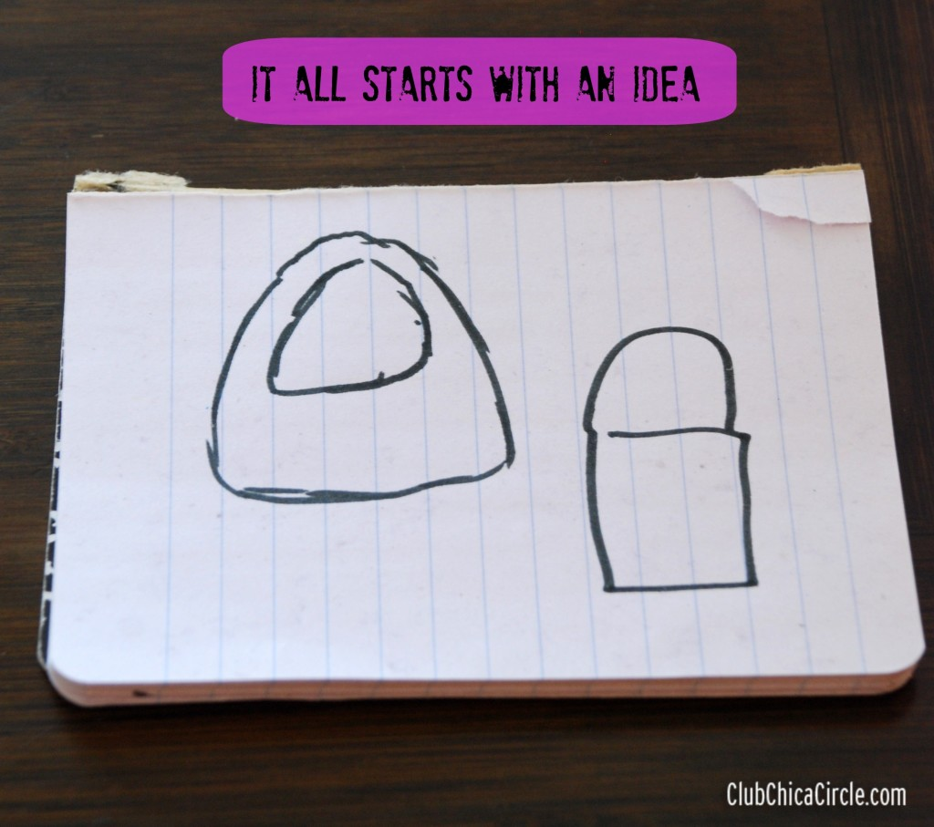 It all starts with an idea