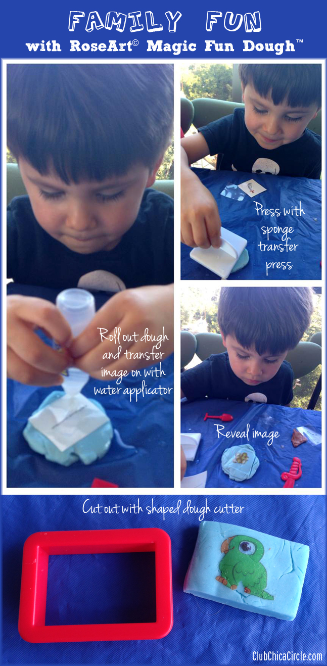 How to Use Magic Fun Dough @clubchicacircle
