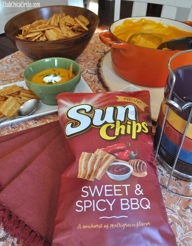 New SunChips with Fall Soup Recipe @clubchicacircle