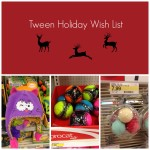 Tween Awesome Holiday Wish List #MKOH