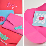homemade love notes craft idea