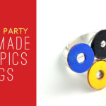 Olympic Rings Jewelry DIY