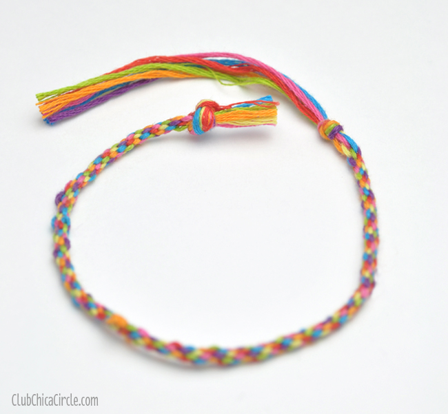 with how craft idea rainbow wheel to make plastic bracelet a recycled lid friendship