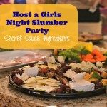 Host A Girls Night Slumber Party 3