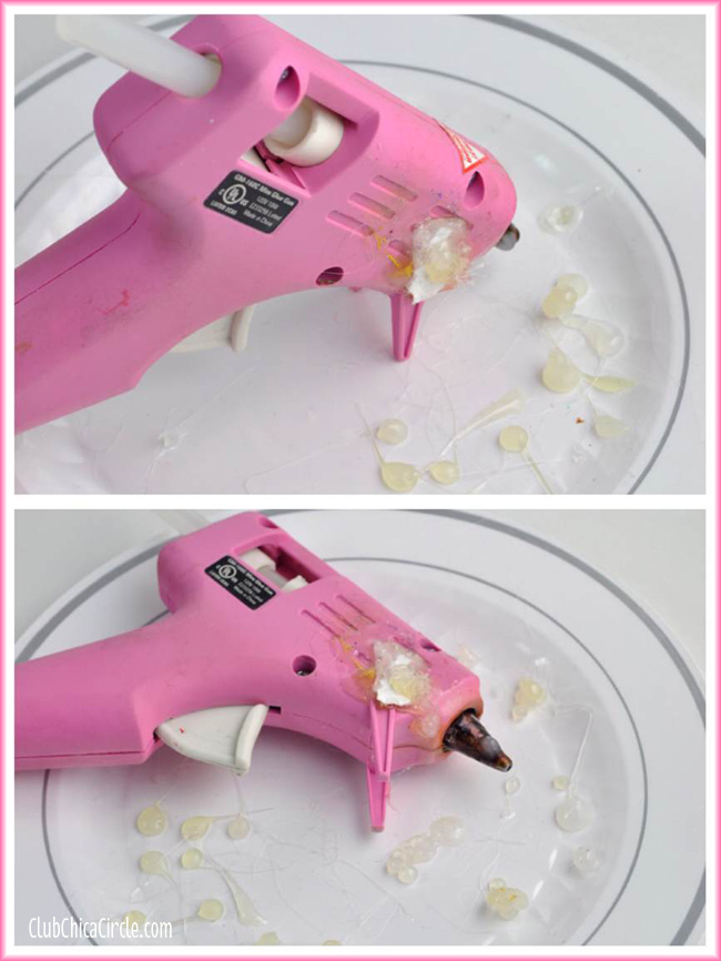 Hot Glue gun issues