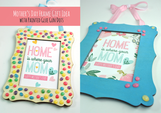 Mother's Day Frame and Gift Idea