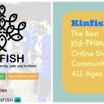 KinFish – Kid Friendly Online Sharing App
