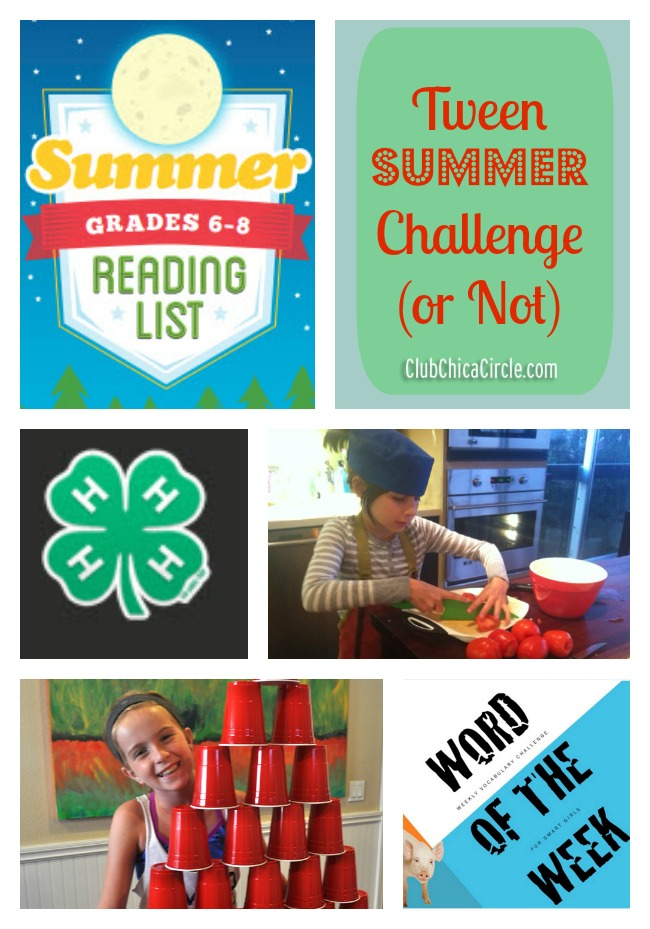 Tween Summer Craft Ideas