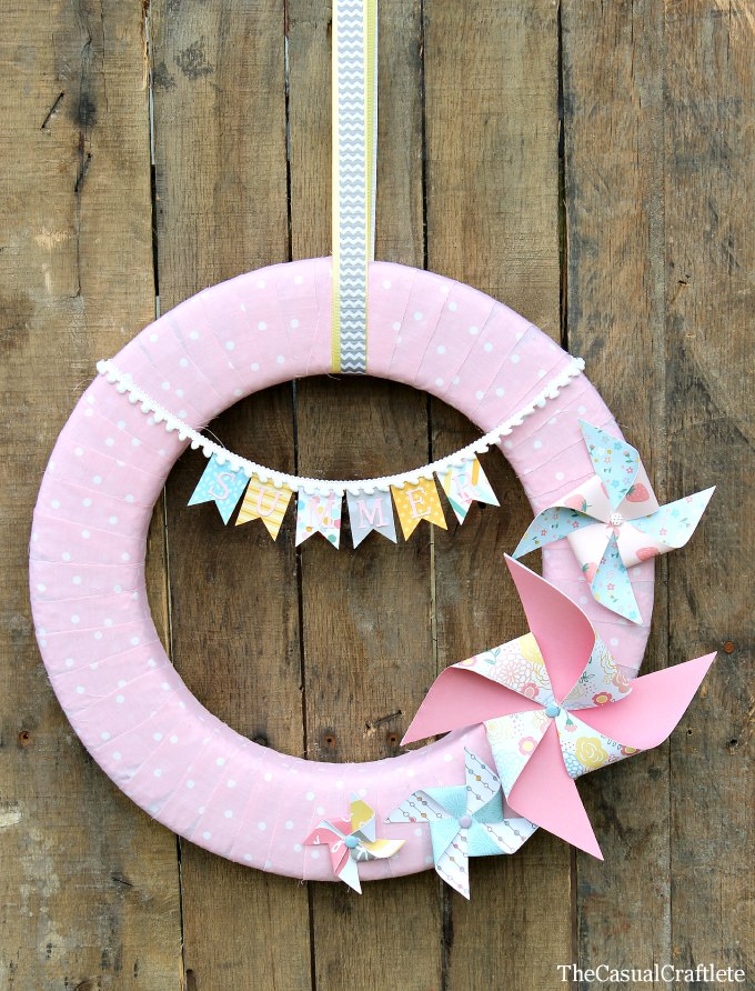 Summer-Wreath-The-Casual-Craftlete-2