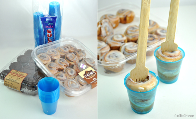 easy party treat cup ideas giveaway