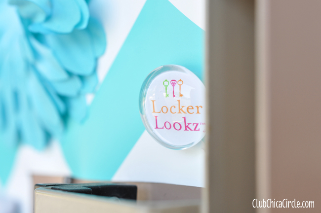 Locker Lookz magnet accessories