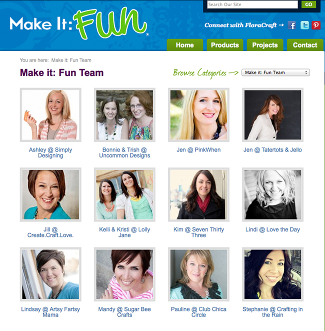 2014 Make It Fun Team