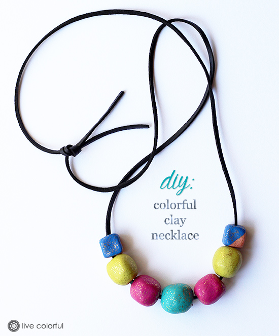 ColorfulClayNecklace_LiveColorful