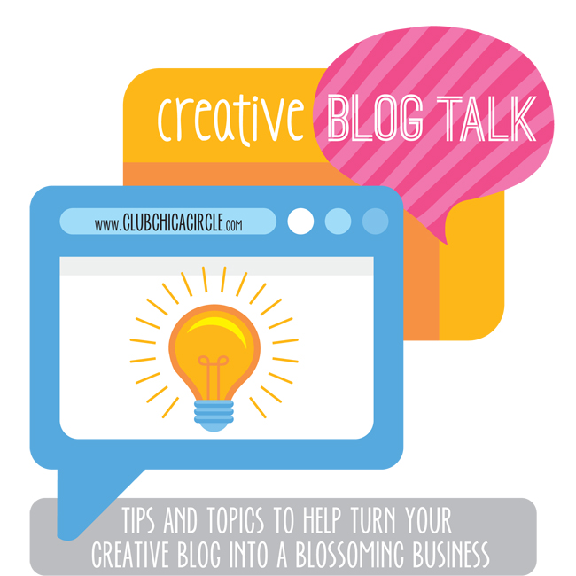 Creative Blog Talk Series