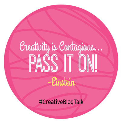 Creativity is contagious einstein quote