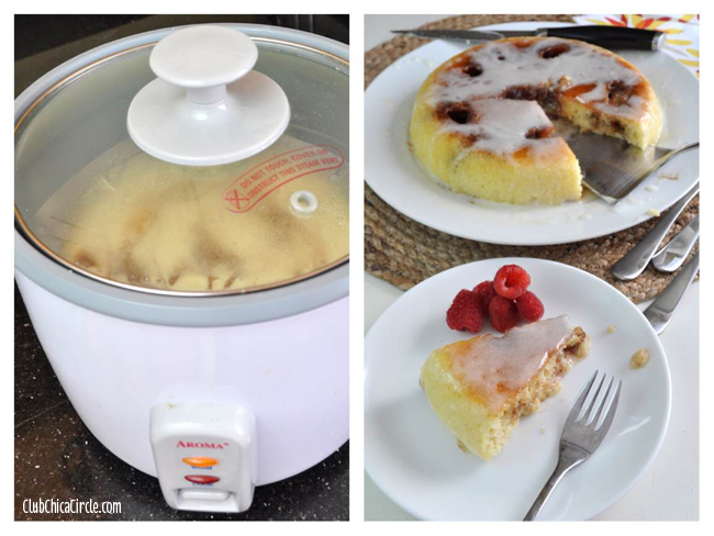 How to cook a pancake in a rice cooker