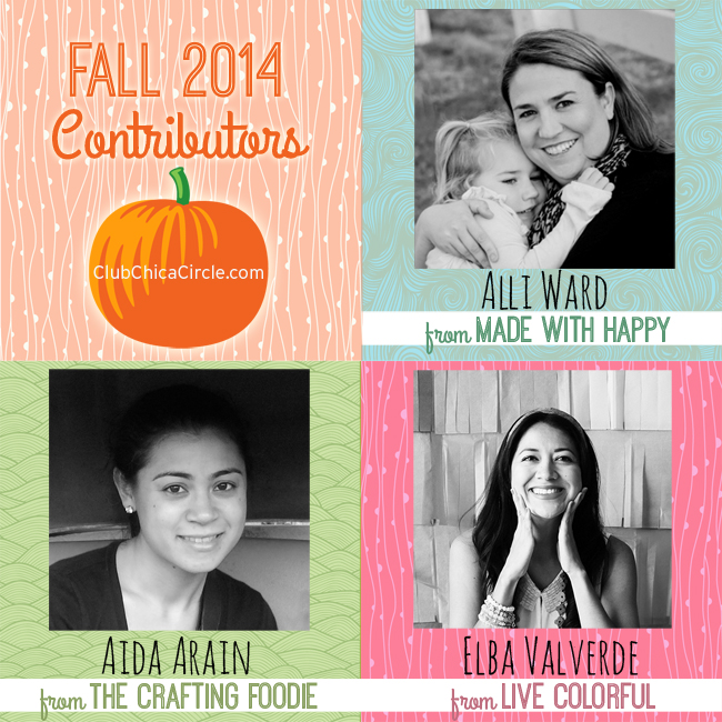 Club Chica Circle Fall 2014 Contributors