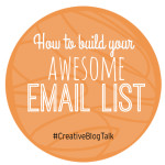 How to Build Your Awesome Email List