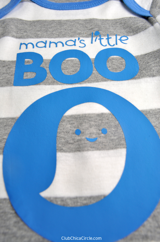 Mama's Litter Boo Homemade Iron On Onesie Gift