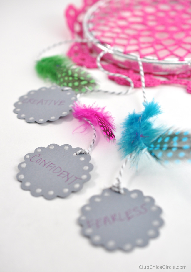 Inspirational Homemade Dream Catcher Craft Idea