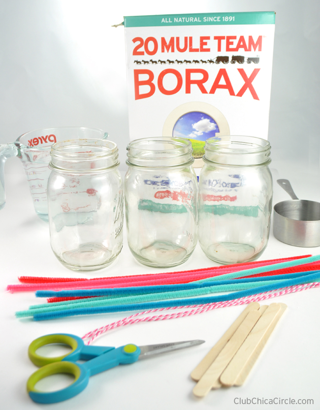 Borax Crystal supplies