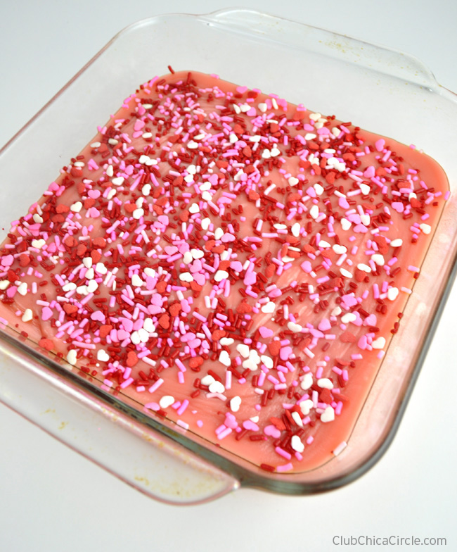 old-fashioned stovetop pink fudge recipe
