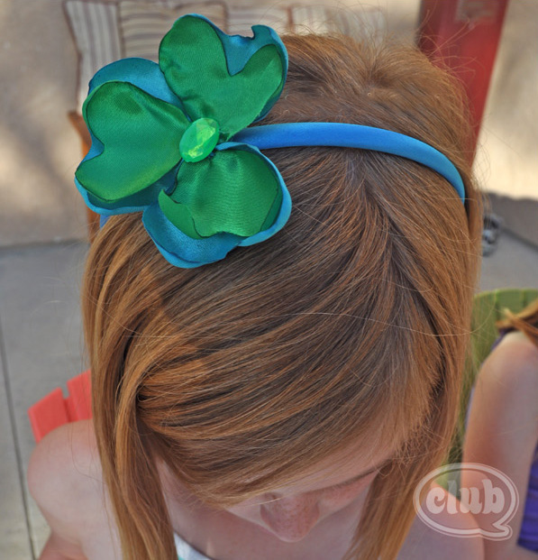 shamrock-homemade-headband-craft
