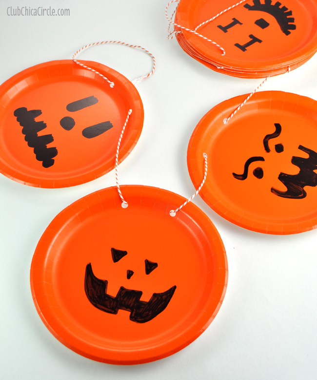 Easy Halloween Craft Idea for Kids