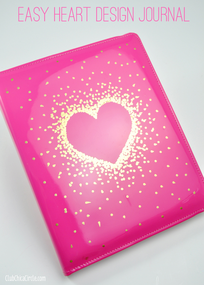 Easy Heart Design Journal