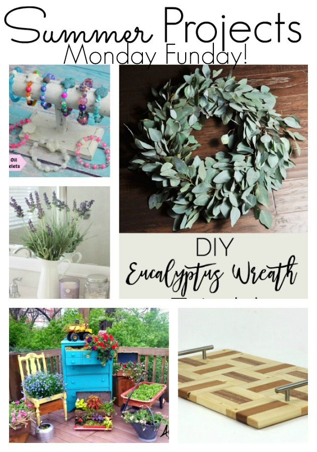 summer-project ideas #mondayfundayparty