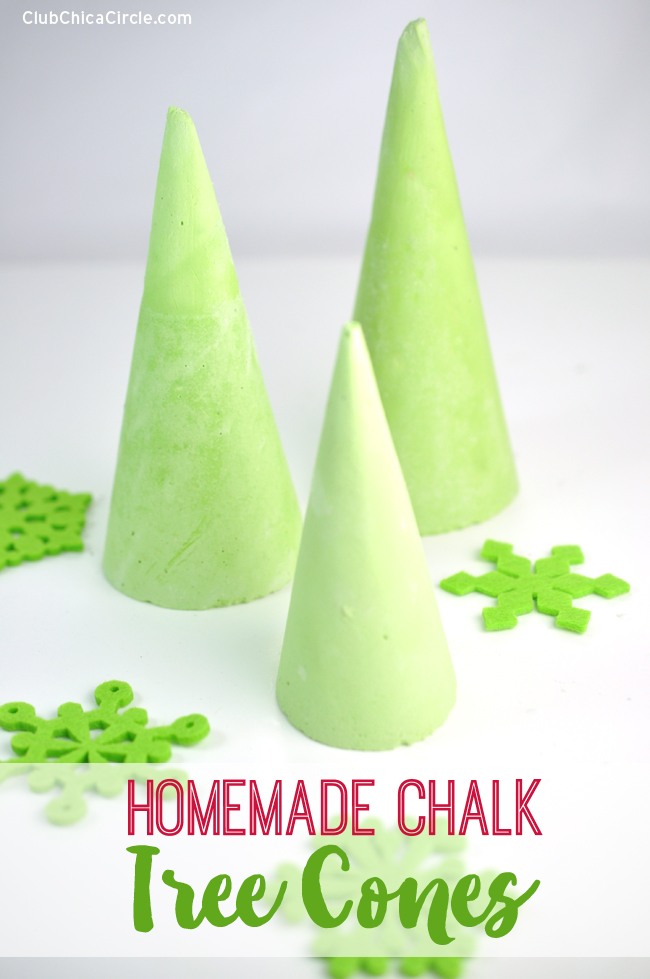 homemade-colored-chalk-christmas-trees-easy-diy-clubchicacircle