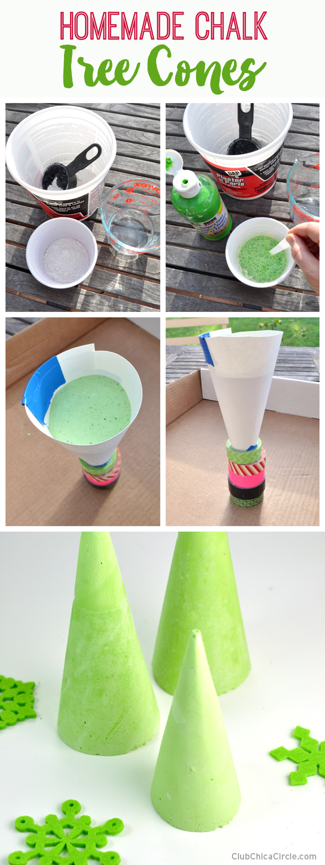 how-to-make-tree-shaped-colored-homemade-chalk-decorations-for-the-holidays