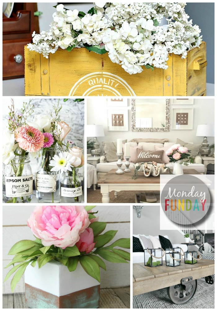 Spring Diy Ideas Featured From Mondayfundayparty